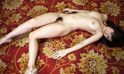 綺麗なお姉さんのヌード 裸エロ画像 (6)