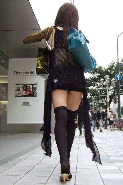 ホットパンツ と お尻 エロ画像 (20)