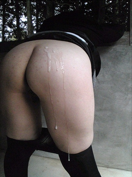 尻にぶっかけ エロ画像 (20)