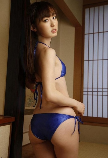 秋山莉奈 尻 (3)