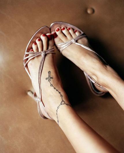 足指フェチのエロ画像 (17)