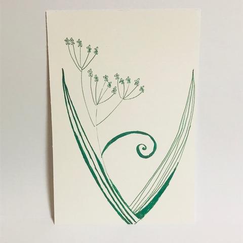 芽衣 ポストカード3