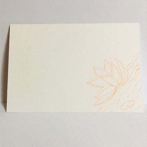 芽衣 ポストカード2
