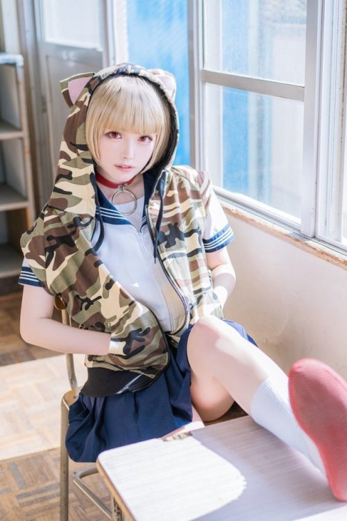 """夢彩(ゆあ)くらて両日staffさんのツイート: """"ㅤ cosplay ホームルーム/夏目ゆあ ㅤ ㅤ..."""