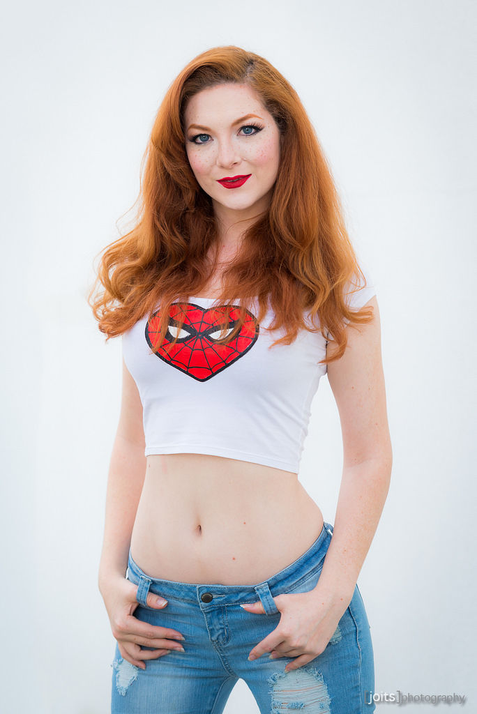 mary jane watson / anime los angeles 2016