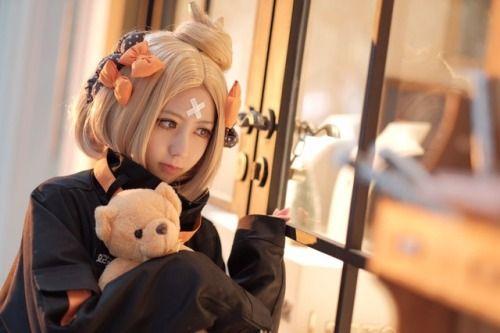 """オレンジ🍊ソーダさんのツイート: """"cosplay アビゲイル 📷:阿亚 #FateGO… """""""