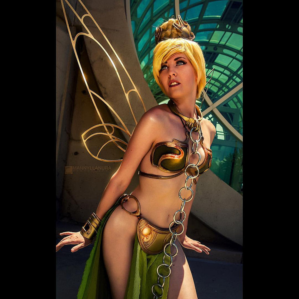 #slaveleiatinkerbell #slaveleia #slaveleiacosplay #leiaorgana #tinkerbell #disney #disneycosplay flashback to #sdcc2015 #sdcc #sandiegocomiccon #comiccon. Looking forward to #sdcc16 #sdcc2016 #comiccon2016. Follow my FB, IG and flickr for cosplay photos.