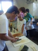 お料理教室P8190013