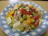 冬野菜の洋風煮込みCIMG8582