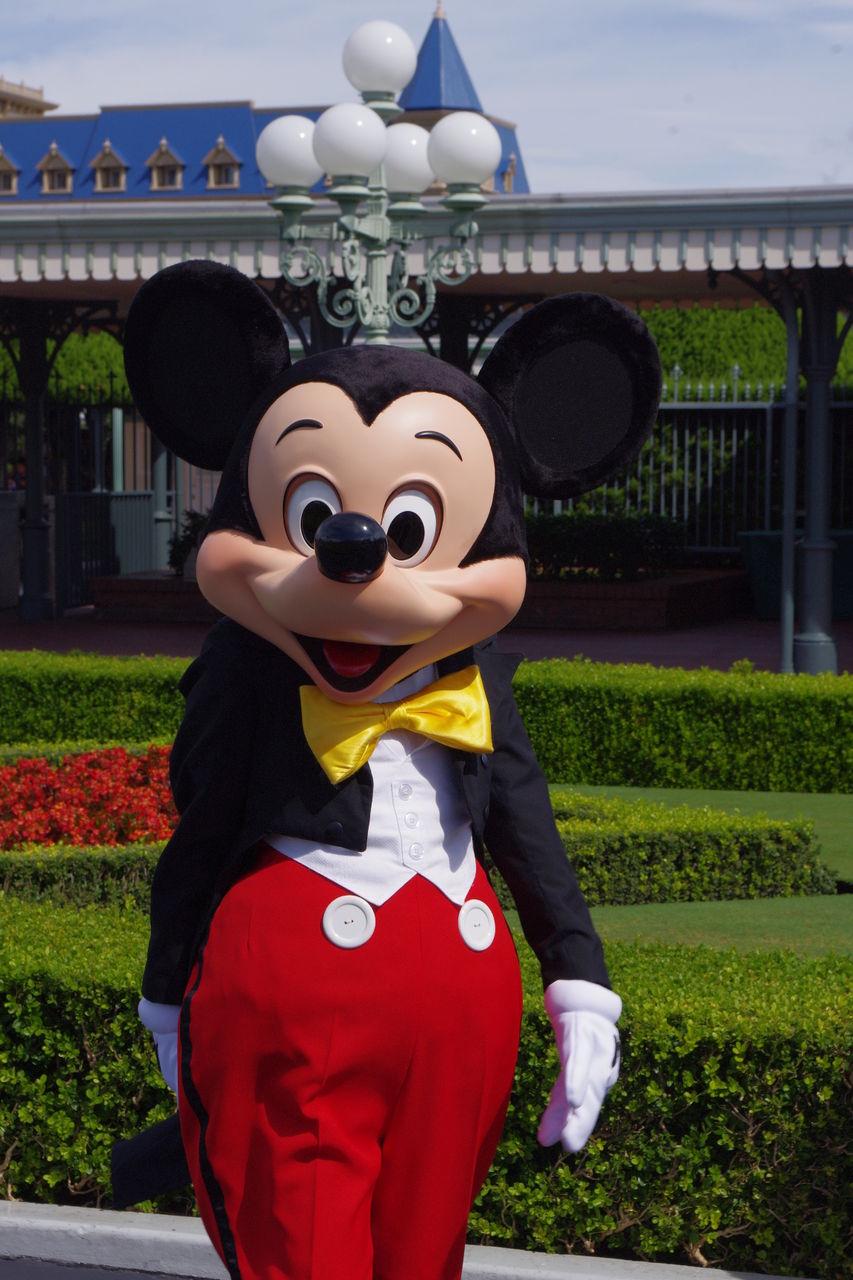 ディズニーランド。2013ハロウィン仮装について。 : ミニーマウス