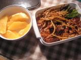 豚肉のケチャップ丼弁当