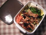 鶏肉のテリヤキ弁当