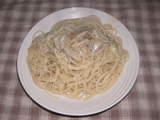 ゴルゴンゾーラスパゲティ