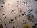 今年はたくさん絵を描いた