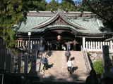 筑波山神社に行って来ました