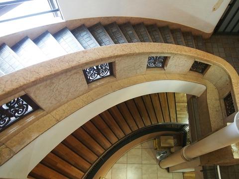 国立科学博物館の階段を見て感じたこと
