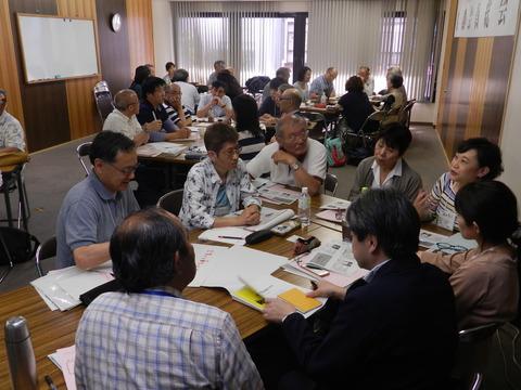 大阪ボラ教活動写真