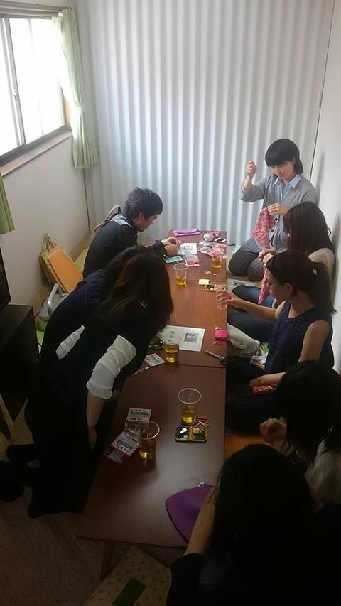 第14回ツキイチカフェ