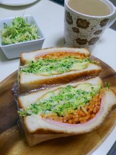 サンドイッチ04