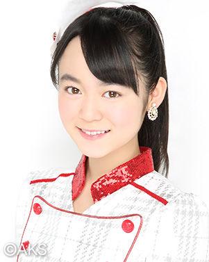 2016年AKB48プロフィール_西川怜