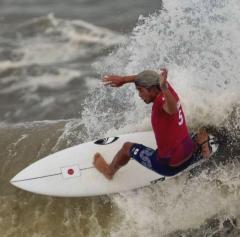 【東京五輪】サーフィン男子、五十嵐カノアが銀メダル!
