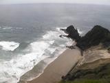 最北端 beach