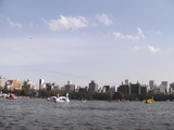 上野公園の空