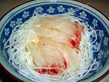 大阪グルメ 鯛