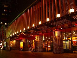 文楽劇場2