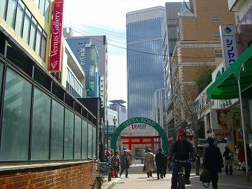 神戸の通り
