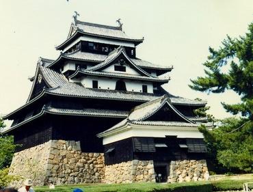 大阪のグルメ 松江城