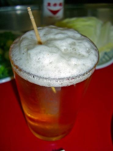 大阪グルメ ビール