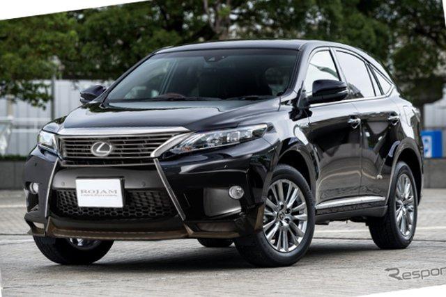 Lexus Nx Vs Rx >> トヨタハリアー VS レクサスNX 比較してみたwwww : ミラクル速報~未来の車速報~