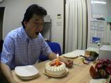 誕生ケーキ2