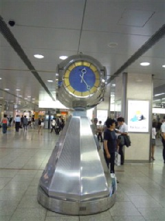 ぷらっとこだま 名古屋 駅 改札