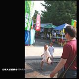 7月の風景-川崎大師風鈴市