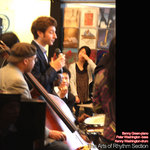 画像:Kenny Washington-drum Peter Washington -bass  Benny Green-piano :リズムセクション・クリニック in 野々市町 2009:2009.11.22.ライブレポ