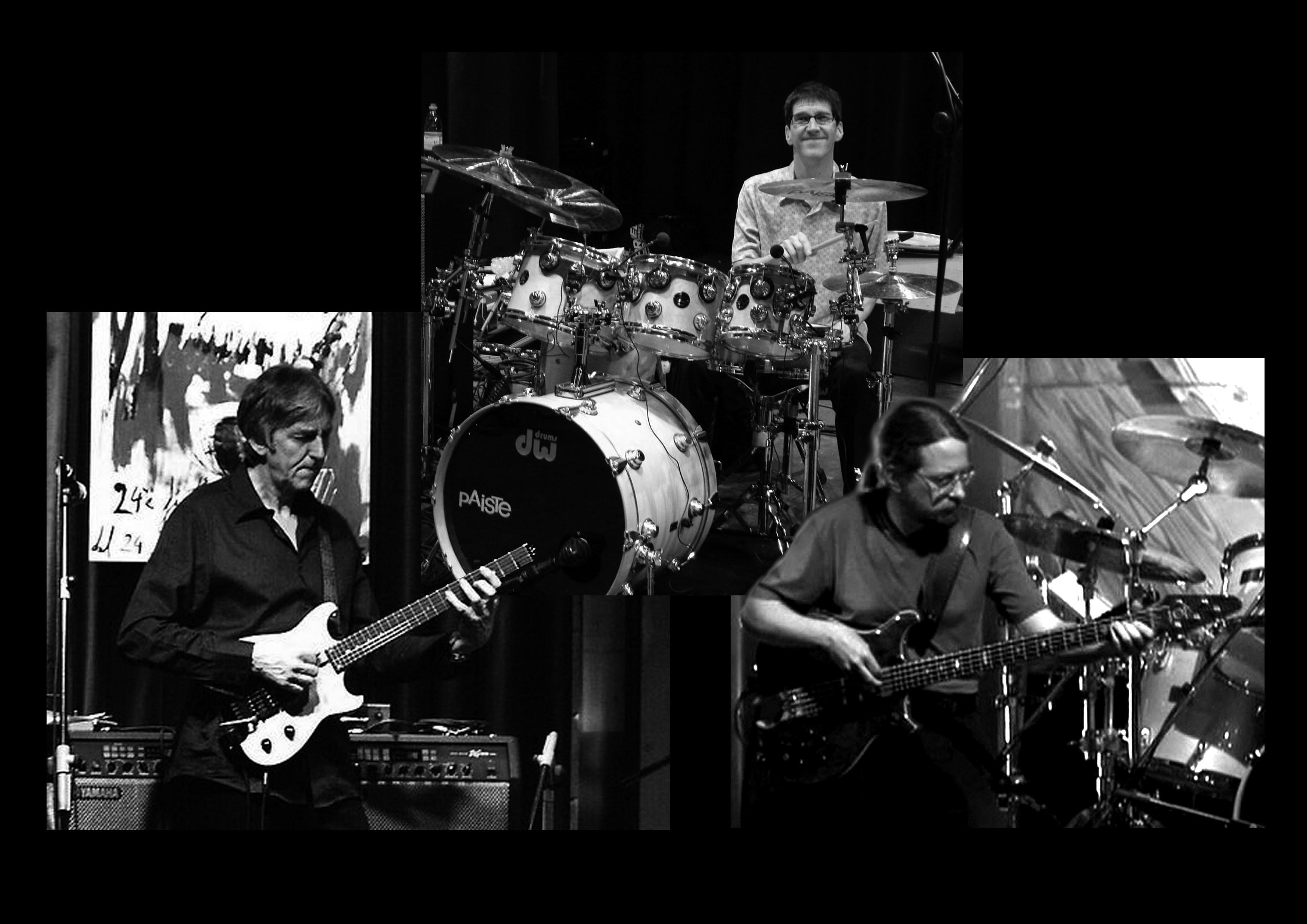 Allan Holdsworth Trio Japan Tour 2009(miruko)