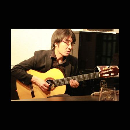 中山英二(bass)&山口友生(guitar)inぐりふぉれ屋