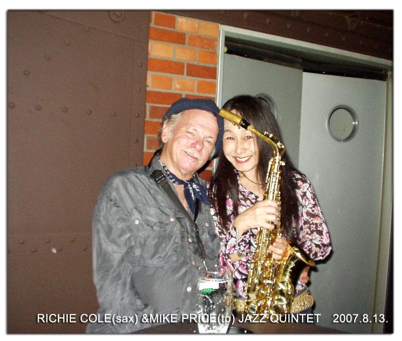 Richie Cole (sax)2