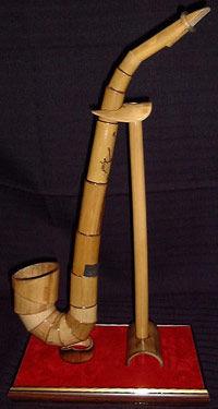 Bamboo_Saxophone