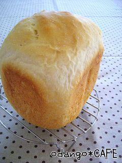 ホシノ天然酵母で焼く★基本の食パン
