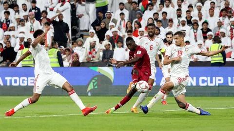 カタール「よっしゃ!アジア杯決勝まできたで!」UAE「あれ、お前んとこの選手代表資格なくね?」