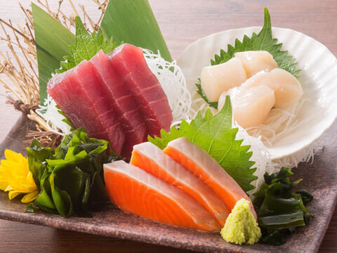 sashimi-mori