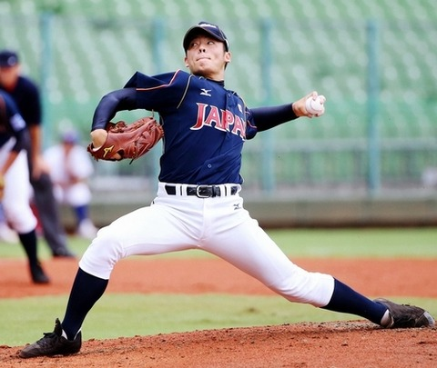 2013年のU-18高校日本代表、ガチで強すぎるwwwwww