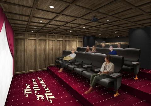 """【不動産】""""映画館付き""""賃貸住宅が10月オープン。隣人交流型ソーシャルアパートメント"""