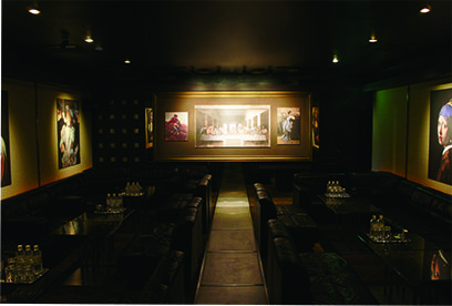 高収入キャバクラ求人ニュークラブシレーナミナミの店内画像