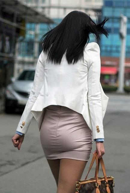 00b15f05 - OL盗撮 街で見かけるタイトスカートのお姉さんたち3