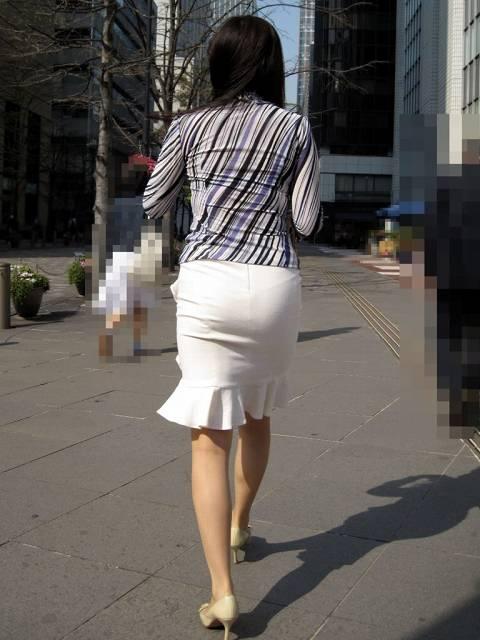 5cbdc90f - OL盗撮 街で見かけるタイトスカートのお姉さんたち3