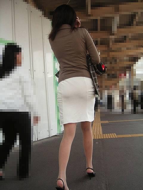 84ebd329 - OL盗撮 街で見かけるタイトスカートのお姉さんたち3